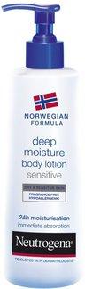 Ньютроджина нф молочко для тела глубокое увлажн. д/сухой и чувствит. кожи
