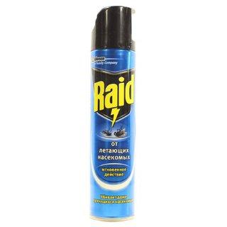 Raid аэрозоль п/мух/комаров