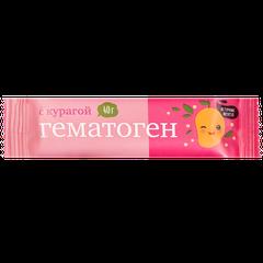 PL Гематоген детский с курагой