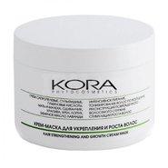Kora крем-маска для укрепления и роста волос, 300 мл