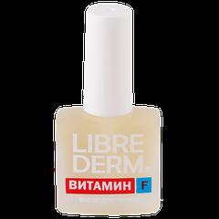 Librederm Витамин F масло для ногтей и кутикулы