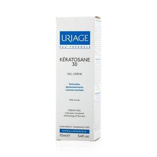 Урьяж Кератозан 30 гель для локализованных утолщений кожи