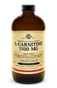 Солгар L-карнитин жидкий
