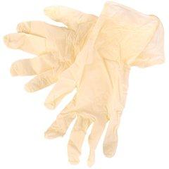 Перчатки латексные нестерильные неопудренные