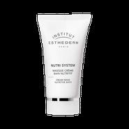 Esthederm маска-крем питательная баня