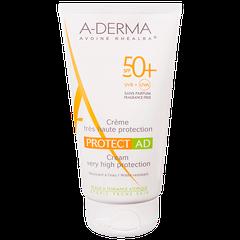 A-derma protect AD крем солнцезащитный SPF 50+