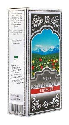 Алтайский эликсир - фото упаковки