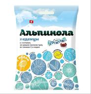 """Альпинола со вкусом """"Ментол-Эфирные масла-Витамин C"""""""