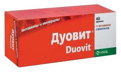 Дуовит - фото упаковки