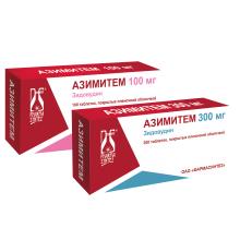 Азимитем - фото упаковки
