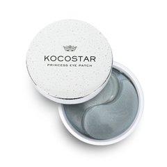 Kocostar Princess Eye Patch гидрогелевые патчи для глаз с серебром