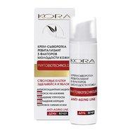 Kora крем-сыворотка ревитализант 5 факторов молодости кожи