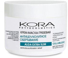 Kora Alga Extra Slim крем-маска антицеллюлитное обертывание