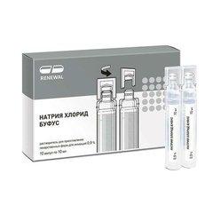 Натрия хлорид д/ин - фото упаковки