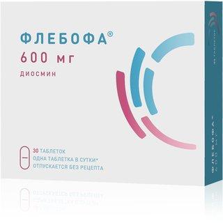Флебофа - фото упаковки