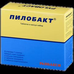 Пилобакт комбинир.набор - фото упаковки