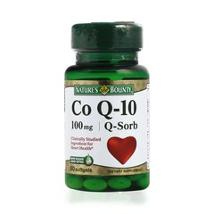 Nature's Bounty Коэнзим Q-10 - фото упаковки