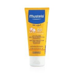 Мустела сан молочко солнцезащитное spf50+