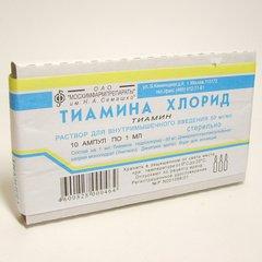 Тиамина хлорид