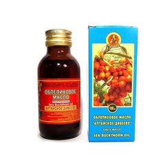 Облепиховое масло Алтайское дерево