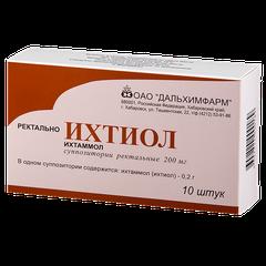 Ихтиол - фото упаковки