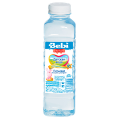 Bebi Вода питьевая
