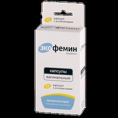Экофемин - фото упаковки