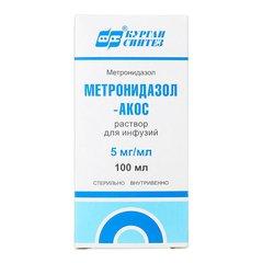 Метронидазол-Акос - фото упаковки
