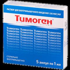 Тимоген - фото упаковки