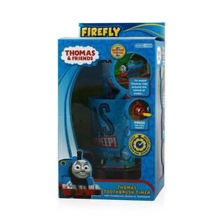 """""""Томас и друзья"""" набор зубная щетка мягкая + зубная паста + стакан-игрушка с таймером"""