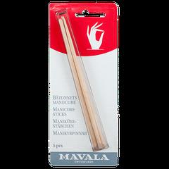 Мавала палочка для маникюра деревянная