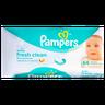 Pampers салфетки влажные детские clean fresh