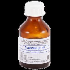 Левомицетин - фото упаковки