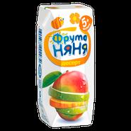 ФрутоНяня Десерт тыква-яблоко-манго