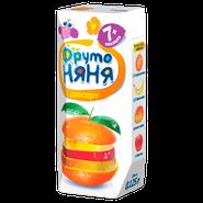 ФрутоНяня Десерт яблоко-банан-апельсин-манго
