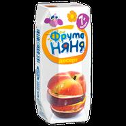 ФрутоНяня Десерт яблоко-персик-маракуйя