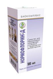Нормофлорин д конц.жидк.
