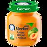 Гербер Пюре яблоко-персик