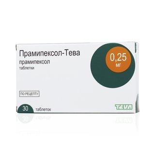 Прамипексол-Тева