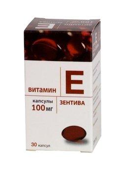 Витамин Е - фото упаковки