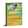 Антигельминтик для собак BAYER Дронтал Плюс со вкусом мяса (1 таб. на ), 2 таблетки