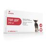 Антигельминтик для собак LIVISTO Топ Дог 250мг на 2,5кг, 4 таб.