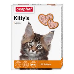 Витамины для котят BEAPHAR Kitty's Junior