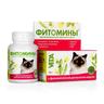Функциональный корм для кошек ВЕДА ФИТОМИНЫ для вывода шерсти 100таб.