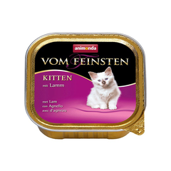 Корм для котят ANIMONDA Vom Feinsten Kitten с ягненком конс.100г