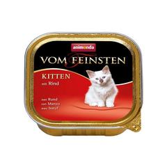 Корм для котят ANIMONDA Vom Feinsten говядина конс.