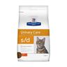 Корм для кошек HILL'S Prescription Diet Feline S/D для растворения струвит.уролитов, курица сух.