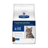 Корм для кошек Hill's Prescription Diet Feline Z/D при пищевой аллергии, курица