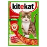 Корм для кошек KITEKAT говяд в желе конс. пауч