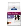 Корм для собак HILL'S Prescription Diet Canine I/D лечение заболеваний ЖКТ низкокалорийный, курица сух.